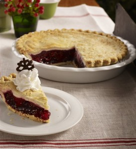 pie at holiday meal