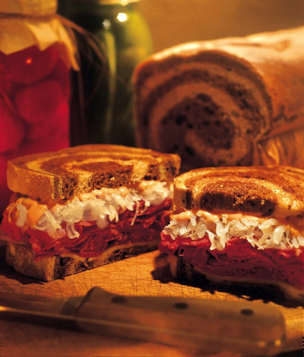 The Perfect Reuben Sandwich