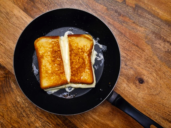 Step up your Grilled Cheese With The MacKenzie
