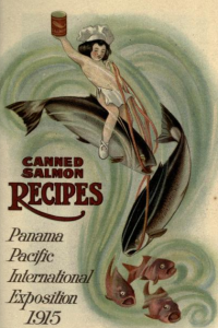 Canned Salmon Recipes 1915
