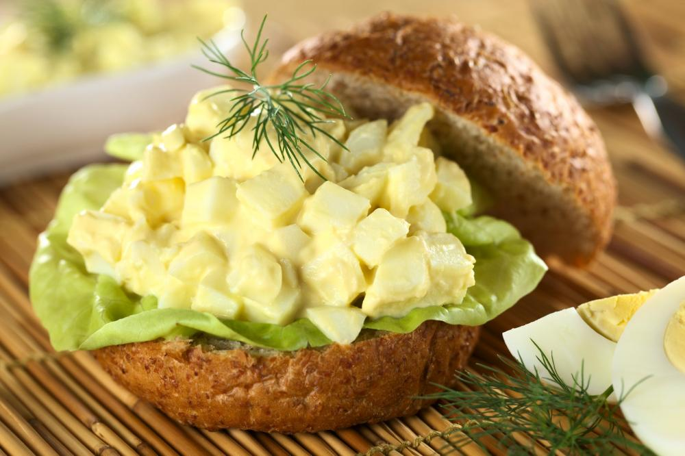 Vegetarian Egg Salad