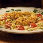 Olive Garden Chicken Crostina Photo