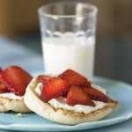 Strawberry Breakfast Sandwich: A Perfectly Pleasing Summer Meal
