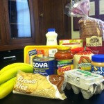 Food Bought with Food Stamps courtesy of Congressman Jared Huffman/Flickr