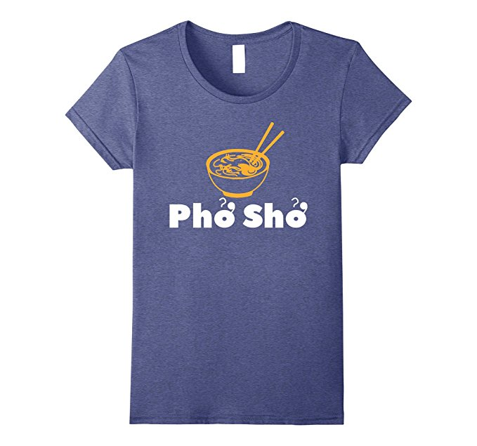 pho sho t-shirts for chefs